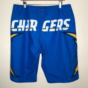 Quicksilver Board Shorts NFL Los Angeles Chargers